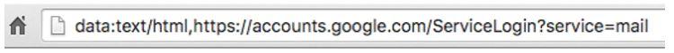 Scam URL
